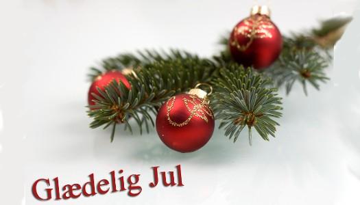 Rigtig god jul og godt nytår