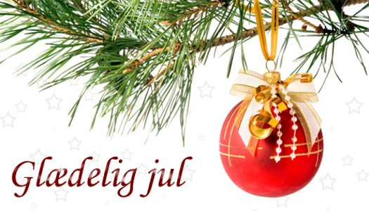 Glædelig jul alle sammen